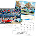 America Remembered Wall Calendars